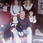 Mike webster family pic