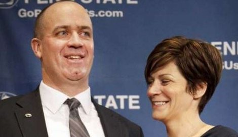 Colleen O'Brien NFL Coach Bill O'Brien's wife