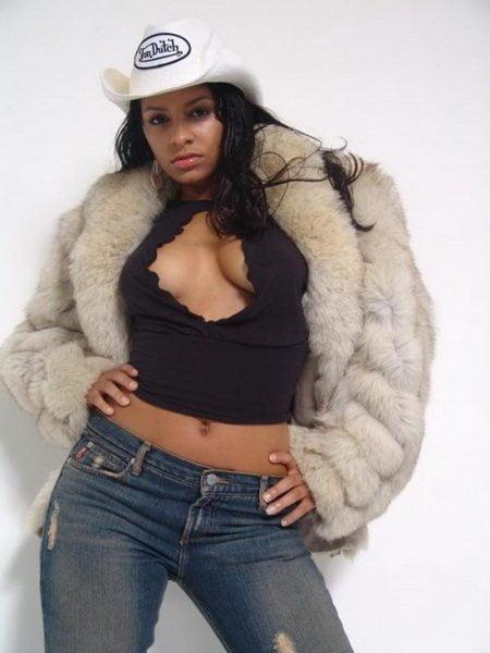 ebony stripper