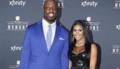 Jo Garner NFL Justin Houston's Girlfriend