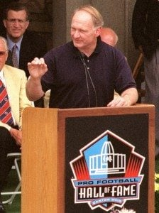 mike webster hall of fame speech