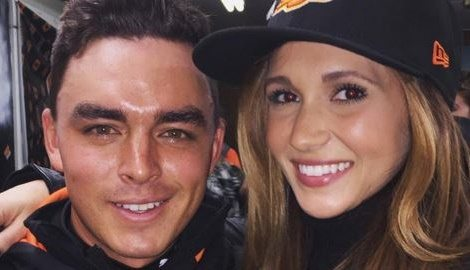 Lauren Barr PGA Rickie Fowler's Bachelor Contestant Girlfriend