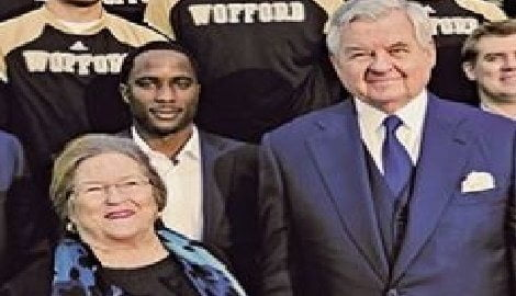 Rosalind Sallenger Richardson Panthers Owner Jerry Richardson's Wife