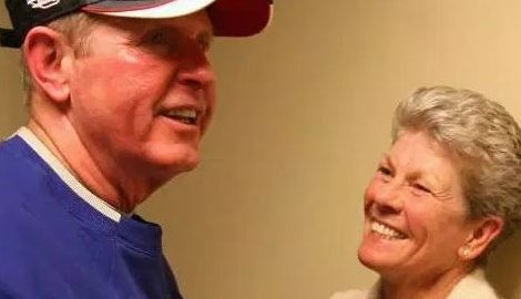 Judy Coughlin NFL Coach Tom Coughlin's Wife