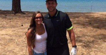 Rachael Kimack NFL Tyler Eifert's girlfriend