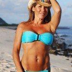 Bill Romanowski wife Julie Romanowski bikini