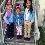 Jonathon Simmons Courtney Krishelle Holt daughters photos