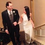 Scot Pollard Dawn Pollard weddingpics