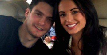 Stacey Flounders Adam Johnson's girlfriend