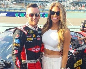 Whitney Ward NASCAR Austin Dillon's Girlfriend