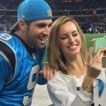 Brittany Gano NFL Graham Gano's wife