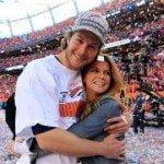 Nikki Hairrell Colquitt NFL Britton Colquitt's Wife