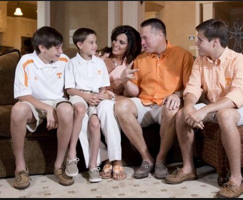 Barbara Jones Ut Coach Butch Jones Wife Fabwags Com