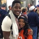 Jordan Dixon NFL Corey Nelson's wife/ Girlfriend