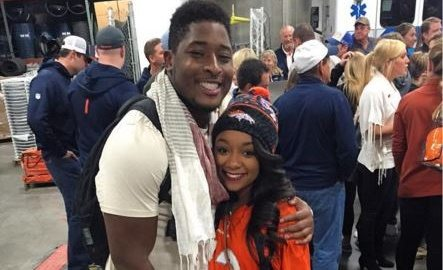 Jordan Dixon NFL Corey Nelson's wife/ Girlfriend