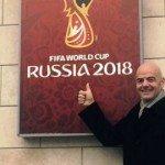 Who is UEFA Gianni Infantino's Wife?