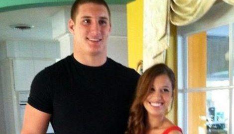 Josie Rosario Ohio State Joey Bosa's Ex-Girlfriend