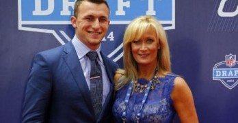 Michelle Manziel NFL Johnny Manziel's Mother