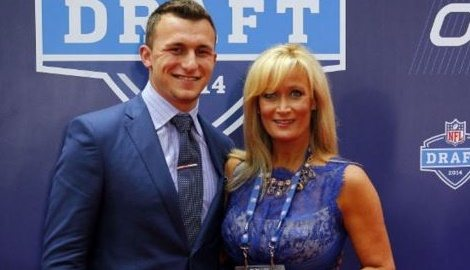 Gallery For ... Johnny Manziel Parents Images