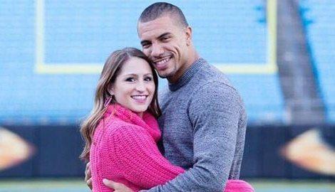 Laura Coleman NFL Kurt Coleman's Wife