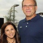 Linda Rambis NBA Kurt Rambis' Wife