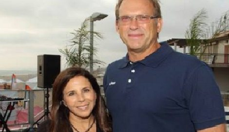 Linda Rambis NBA Kurt Rambis' Wife