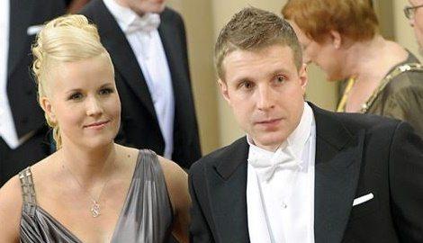 Juulia Manner NHL Leo Komarov's girlfriend