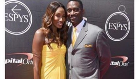 Michael Lockwood WNBA Lisa Leslie's husband