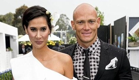 Lindy Rama Olympic Swimmer Michael Klim's Wife