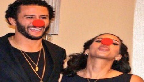 Nessa Diab NFL Colin Kaepernick's Girlfriend