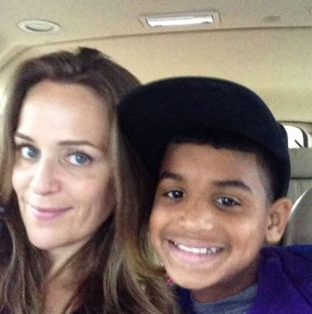 Kristin Barnes Ex NFL Ricky Williams' Wife - Fabwags.com