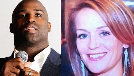 Kristin Barnes Ex NFL Ricky Williams' Wife