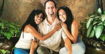Maria and Jerry DeJesus UCLA Gymnast Sophina DeJesus' Parents