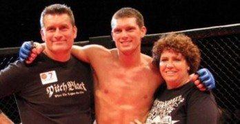Who is MMA Stephen Thompson's Girlfriend?
