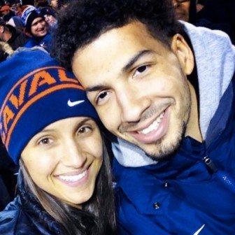 Jenna Jamil VA Anthony Gill's Girlfriend