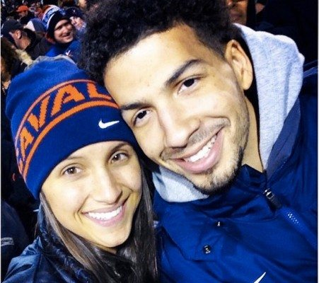 Jenna Jamil VA Anthony Gill's Girlfriend