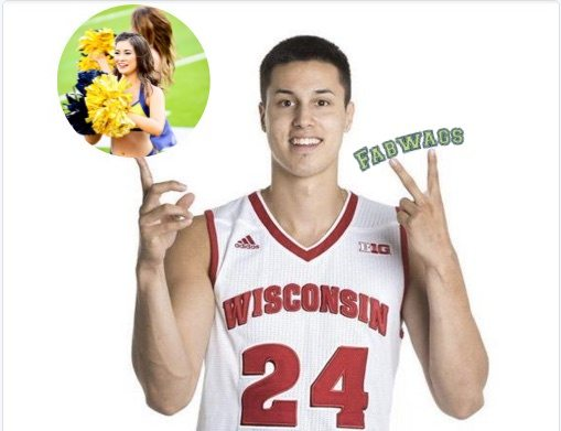 Dani Rae Johnson Bronson Koenig's Girlfriend
