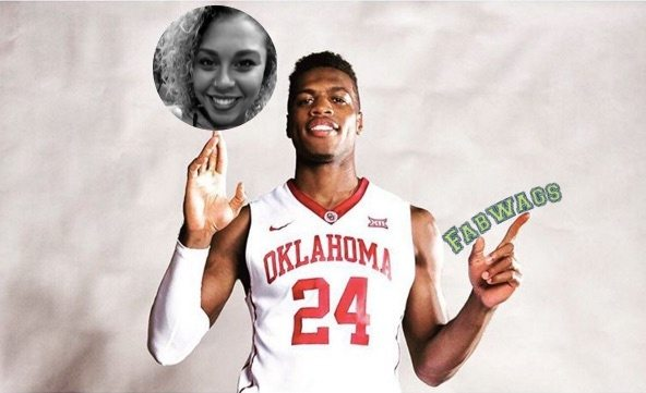 Sadie Houston Oklahoma Buddy Hield's girlfriend