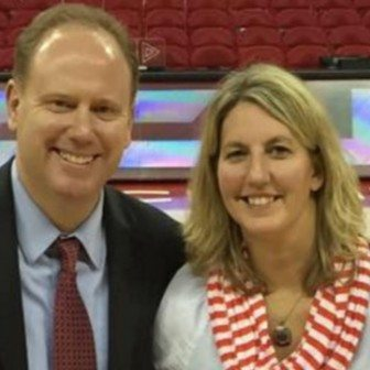 Michelle Gard  Wisconsin Greg Gard's Wife