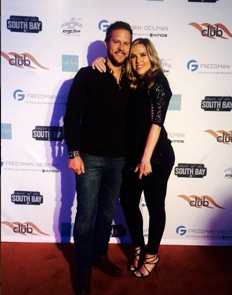 Image result for Jaime Maggio with her boyfriend david