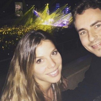 Nuria Tomas MotoGP Jorge Lorenzo's Girlfriend