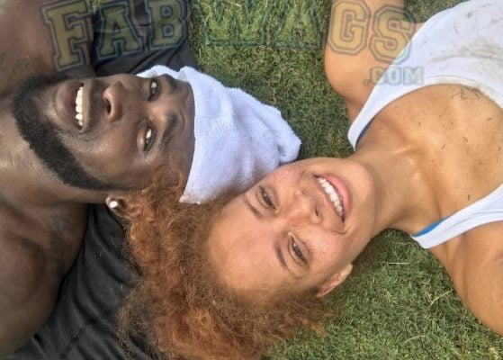 Kam Chancellor's Wife Tiffany Luce Chancellor