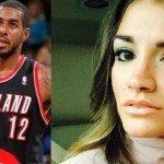 Chelsy McDaniel NBA LaMarcus Aldridge's ex-girlfriend