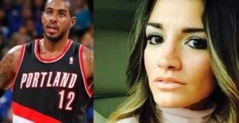 Chelsy McDaniel NBA LaMarcus Aldridge's ex-girlfriend