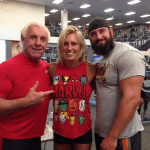 Thomas Latimer charlotte Flair pic