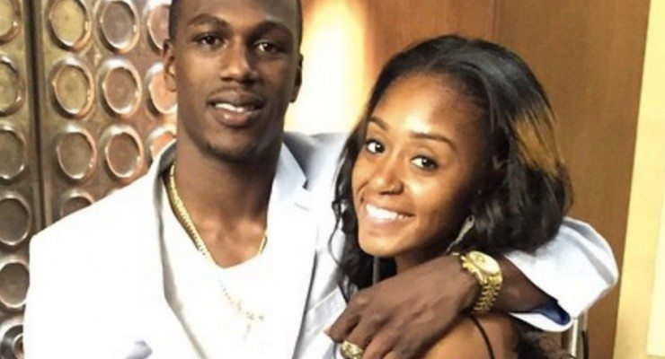 Is Jeressa Mathis NFL Tray Walker's girlfriend?