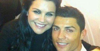 Katia Aveiro Cristiano Ronaldo's Sister