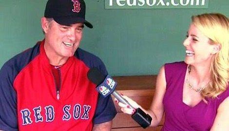 Jessica Moran MLB John Farrell's mistress