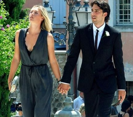 maria sharapova dating
