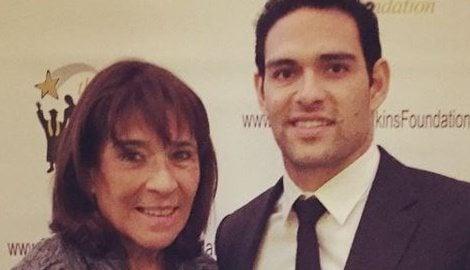 Olga Sanchez NFL Mark Sanchez' Mother